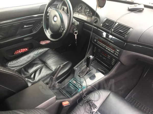 BMW 5-Series, 2002 год, 395 000 руб.