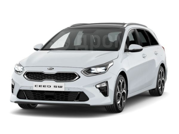 Kia Ceed, 2019 год, 1 102 660 руб.