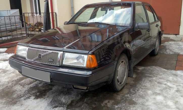 Volvo 460, 1990 год, 85 000 руб.