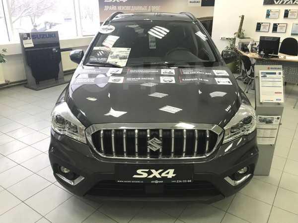 Suzuki SX4, 2019 год, 1 625 990 руб.