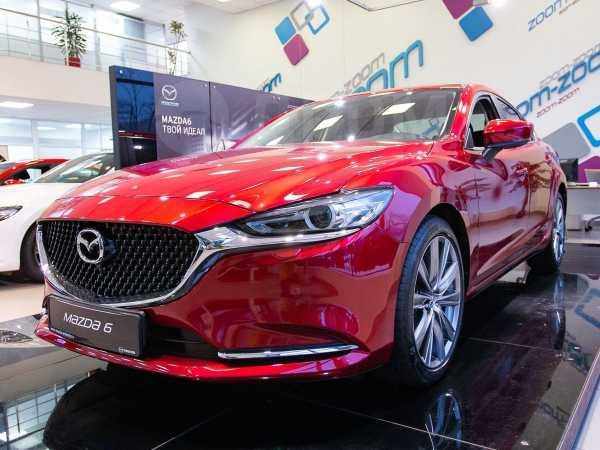Mazda Mazda6, 2018 год, 1 859 000 руб.