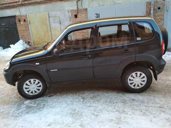 Chevrolet Niva, 2011 год, 270 000 руб.