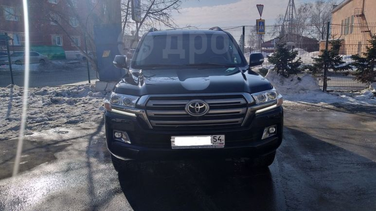 Toyota Land Cruiser, 2016 год, 4 100 000 руб.