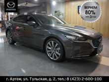 Владивосток Mazda6 2019