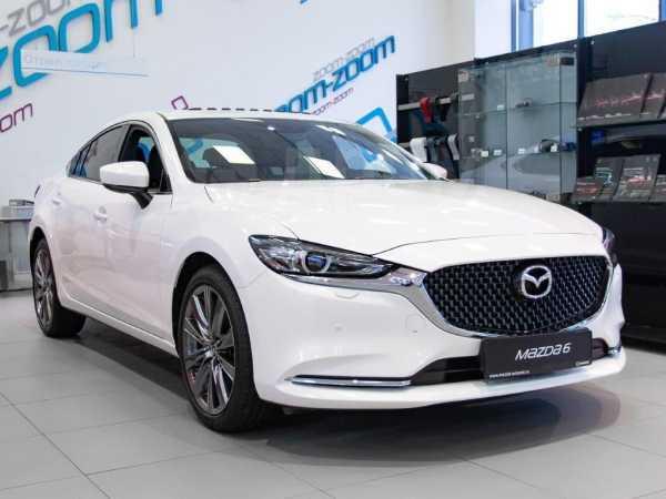 Mazda Mazda6, 2019 год, 1 586 000 руб.