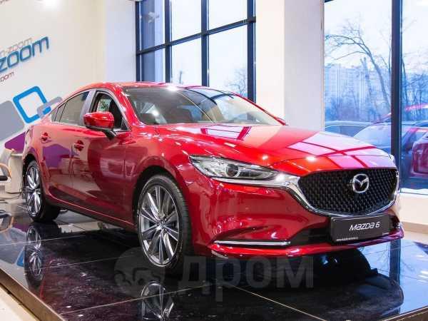 Mazda Mazda6, 2019 год, 1 550 000 руб.