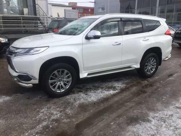 Mitsubishi Pajero Sport, 2019 год, 2 875 000 руб.