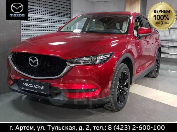 Mazda CX-5, 2019 год, 2 374 319 руб.