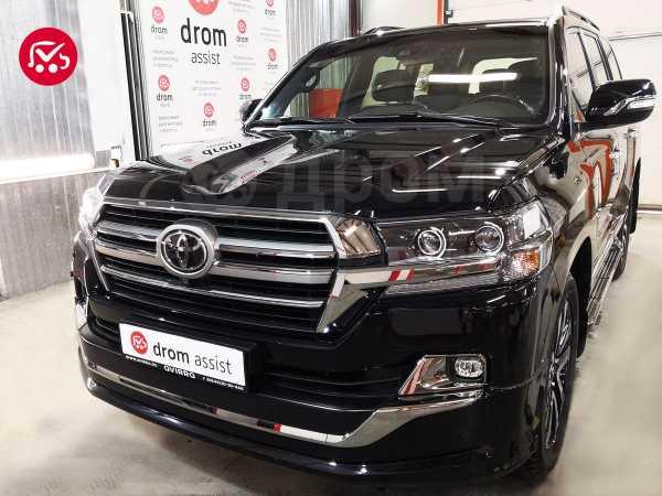 Toyota Land Cruiser, 2018 год, 5 631 000 руб.