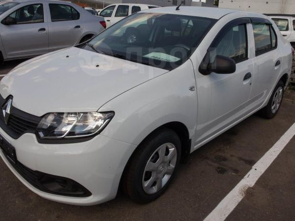 Renault Logan, 2018 год, 718 980 руб.