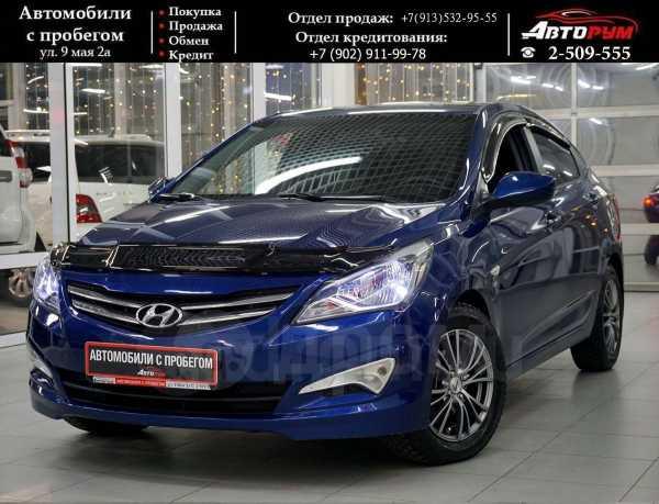 Hyundai Solaris, 2014 год, 687 000 руб.