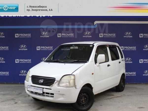 Suzuki Wagon R Plus, 2002 год, 118 000 руб.