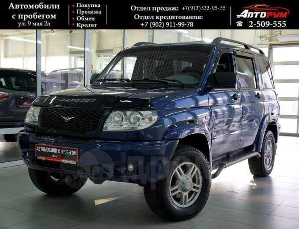 УАЗ Патриот, 2011 год, 447 000 руб.