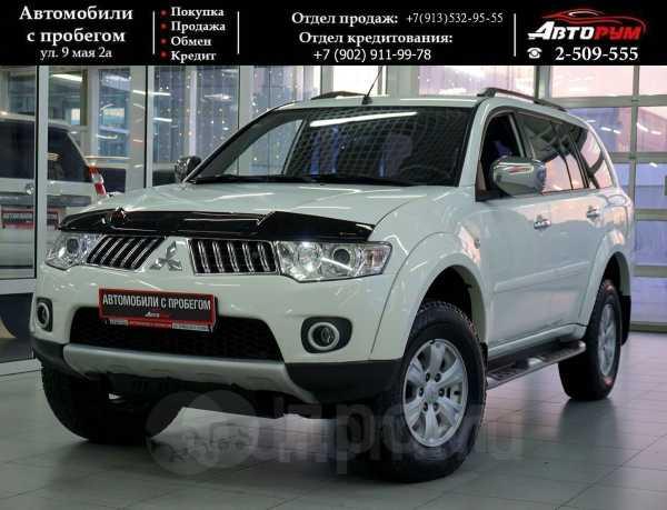 Mitsubishi Pajero Sport, 2012 год, 1 267 000 руб.