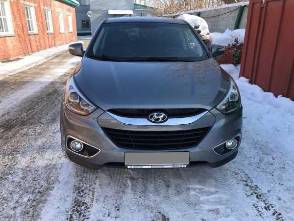 Hyundai ix35, 2013 год, 810 000 руб.