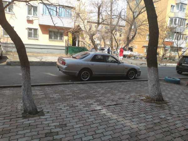 Nissan Skyline, 1996 год, 225 000 руб.
