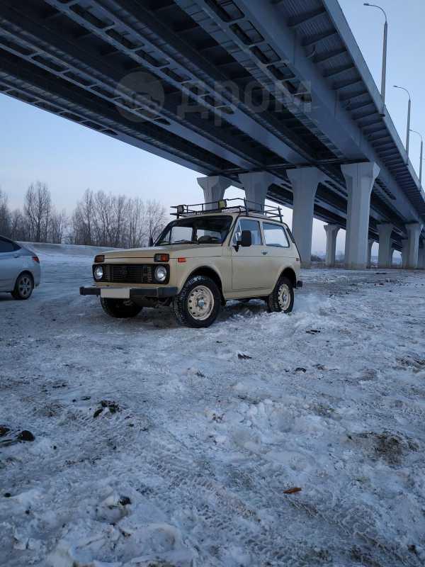 Лада 4x4 2121 Нива, 1983 год, 97 000 руб.
