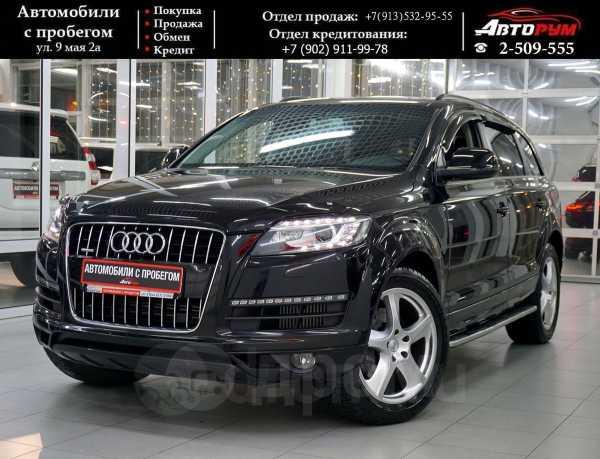 Audi Q7, 2012 год, 1 587 000 руб.