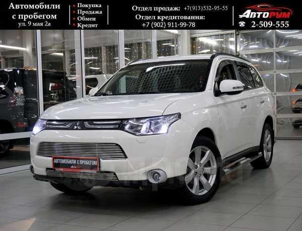 Mitsubishi Outlander, 2012 год, 1 037 000 руб.