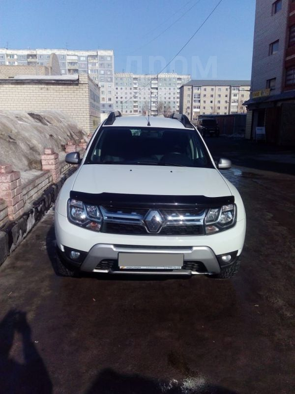 Renault Duster, 2015 год, 825 000 руб.