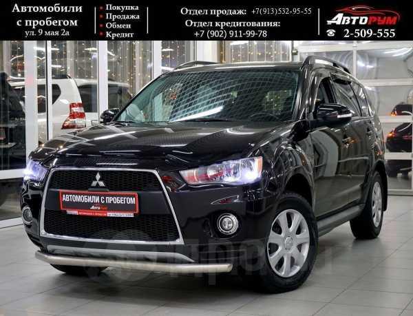 Mitsubishi Outlander, 2012 год, 897 000 руб.