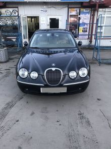 Jaguar S-Type, 2005 г., Санкт-Петербург