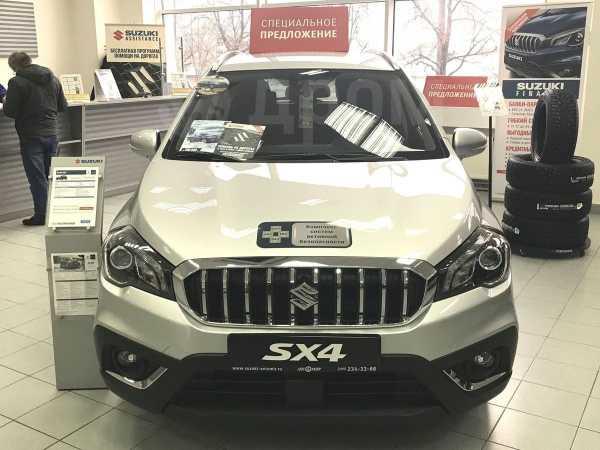 Suzuki SX4, 2019 год, 1 525 990 руб.