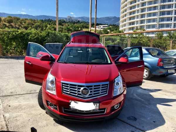 Cadillac SRX, 2013 год, 1 450 000 руб.