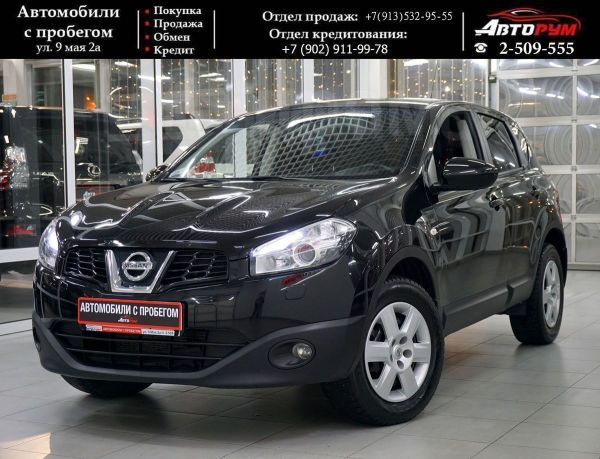Nissan Qashqai, 2011 год, 687 000 руб.