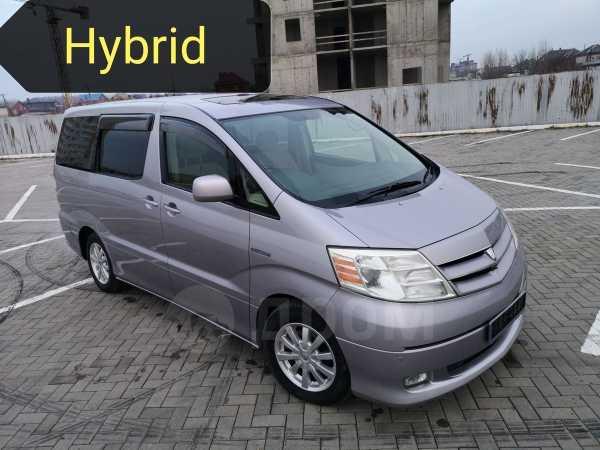 Toyota Alphard, 2004 год, 485 000 руб.