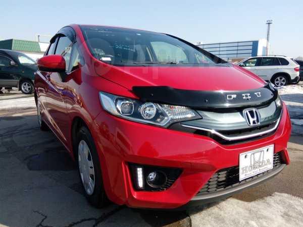 Honda Fit, 2014 год, 707 000 руб.