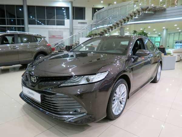 Toyota Camry, 2019 год, 2 576 000 руб.
