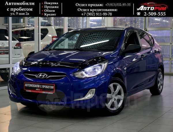 Hyundai Solaris, 2014 год, 587 000 руб.