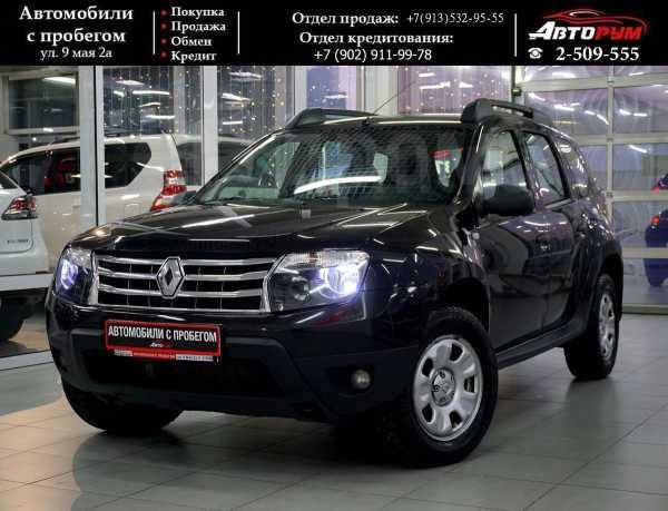 Renault Duster, 2013 год, 637 000 руб.