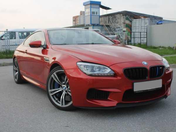 BMW M6, 2012 год, 2 880 000 руб.