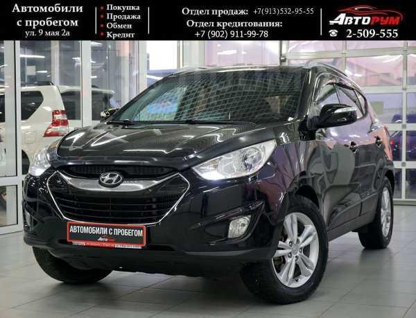 Hyundai Tucson, 2010 год, 787 000 руб.