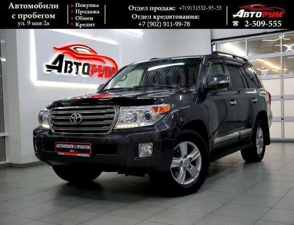 Toyota Land Cruiser, 2012 год, 2 347 000 руб.