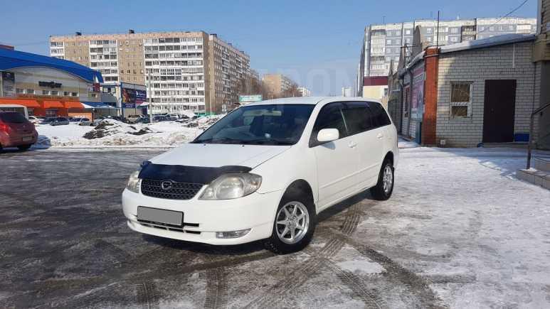 Toyota Corolla Fielder, 2001 год, 317 000 руб.