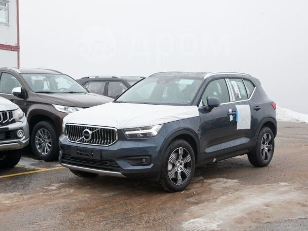 Volvo XC40, 2019 год, 3 135 400 руб.