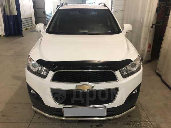 Chevrolet Captiva, 2014 год, 1 200 000 руб.