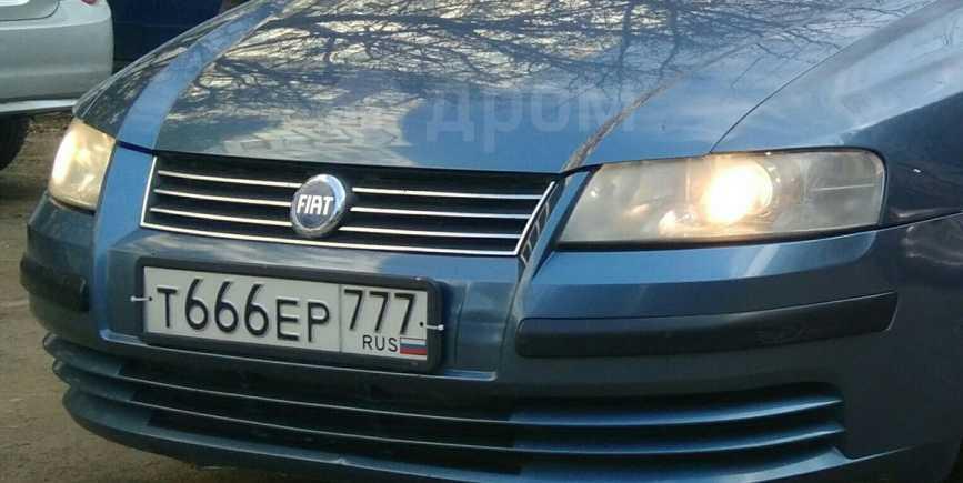 Fiat Stilo, 2002 год, 205 000 руб.