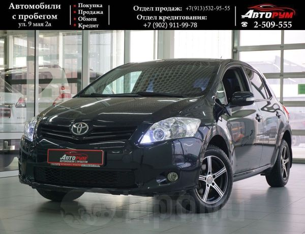 Toyota Auris, 2011 год, 557 000 руб.