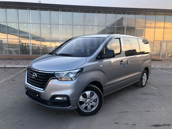 Hyundai Grand Starex, 2018 год, 2 492 000 руб.