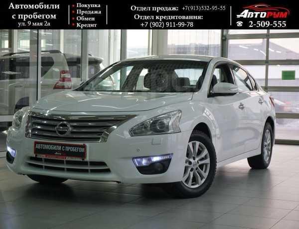 Nissan Teana, 2014 год, 957 000 руб.