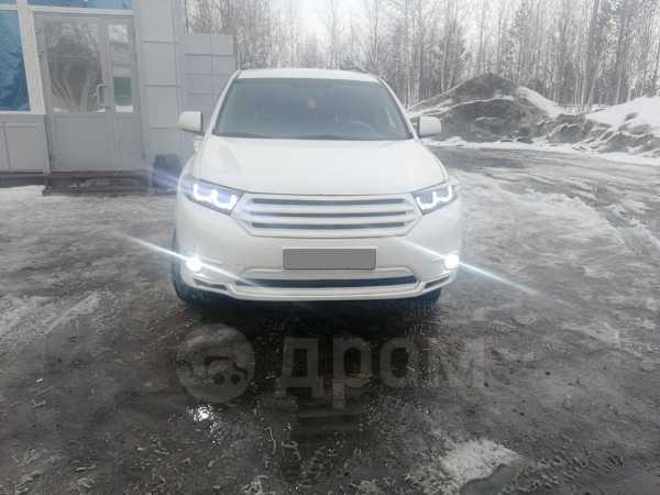 Toyota Highlander, 2010 год, 1 150 000 руб.