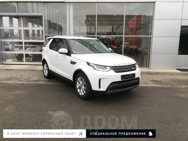 Land Rover Discovery, 2018 год, 5 201 000 руб.