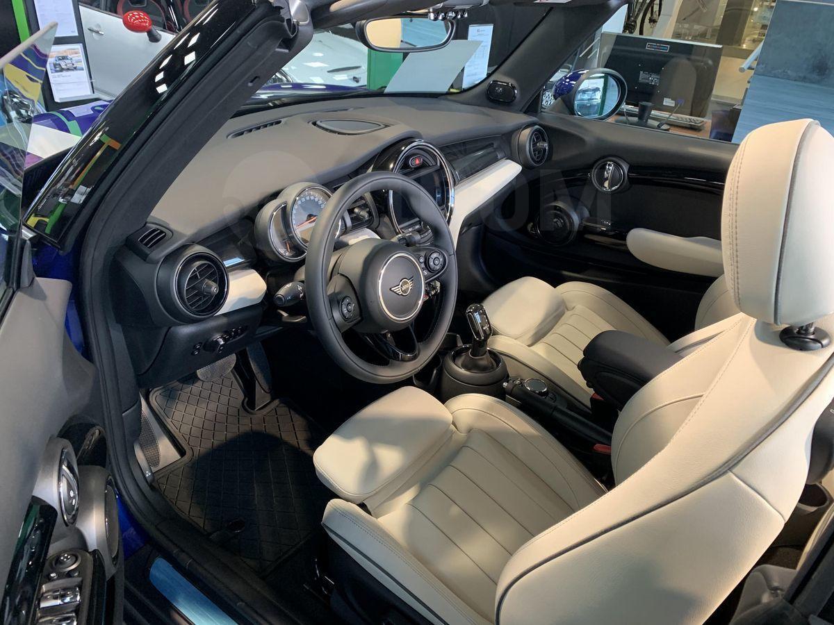 продажа автомобиля Mini Cabrio 2019 г в москве стоимость авто с
