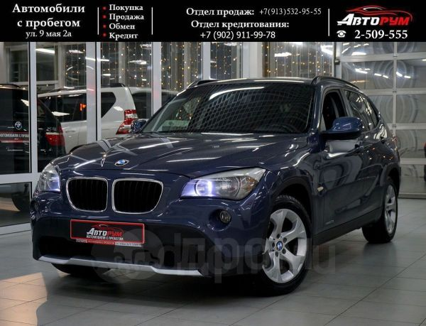 BMW X1, 2011 год, 887 000 руб.
