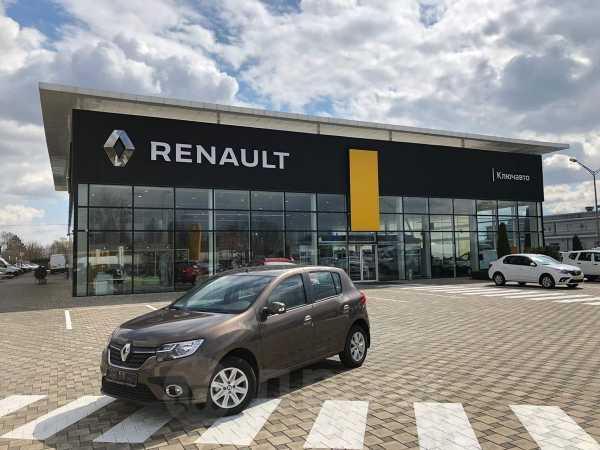 Renault Sandero, 2019 год, 747 980 руб.