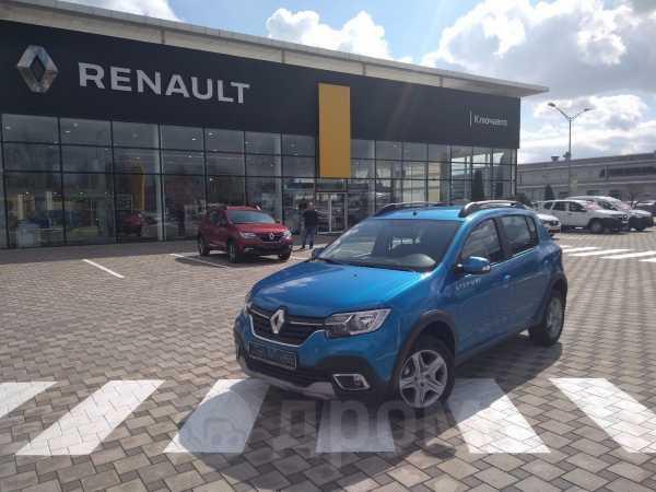Renault Sandero Stepway, 2019 год, 547 990 руб.